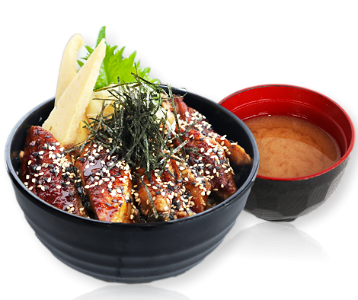 Foto Unagi Don | Sushi Rice with Grilled Eel
